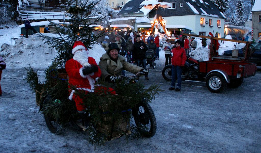 Weihnachtsbilder Motorrad.Weihnachten Im Erzgebirge