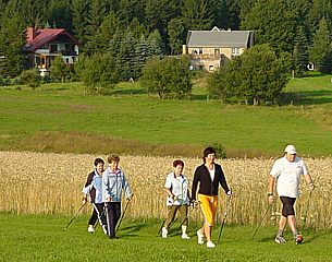 Nordic Walking Rübenau